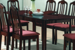 Dining Table and 6 Chairs - £399