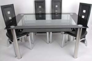 Club breeze Table and 4 chairs - £260
