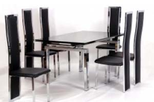 Dining Table and 6 Chairs: £759