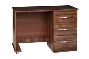Torino Gloss Walnut Single Dresser - £299